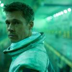 Brad Pitt, protagonista di Ad Astra di James Gray (USA, Cina 2019)
