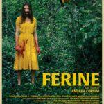 La locandina del cortometraggio Ferine di Andrea Corsini (Italia, 2019)
