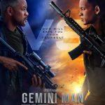 La locandina originale di Gemini Man di Ang Lee (USA, Cina 2019)