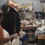 Un'immagine tratta dal documentario Il principe delle pezze di Alessandro Di Ronza (Italia, 2019)