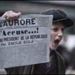Un'emblematica immagine tratta da L'ufficiale e la spia di Roman Polanski (J'Accuse, Francia, Italia 2019)