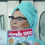 Syusy Blady, protagonista de La Signora Matilde. Gossip dal Medioevo di Marco Melluso e Diego Schiavo (Italia, 2017)