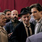 Carlo Cecchi e Luca Marinelli in un'immagine tratta da Martin Eden di Pietro Marcello (Italia, Francia, Germania 2019)