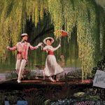 Momenti musicali per i protagonisti di Mary Poppins di Robert Stevenson (USA, 1964)