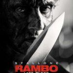 La locandina italiana di Rambo - Last Blood di Adrian Grunberg (USA, Spagna 2019)