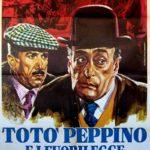 La locandina di Totò, Peppino e i fuorilegge di Camillo Mastrocinque (Italia, 1956)