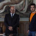 Luca Zingaretti e Roberto Lipari durante Tuttapposto di Gianni Costantino (Italia, 2019)