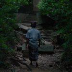 Una suggestiva immagine tratta dal documentario Cemetery di Carlos Casas (Francia, UK, Polonia, Uzbekistan 2019)