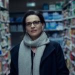Juliette Binoche, protagonista de Il mio profilo migliore di Safy Nebbou (Celle que vous croyez, Francia, Belgio 2019)