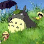 Un'immagine dal bellissimo Il mio vicino Totoro di Haya Miyazaki (Giappone, 1988)