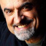 Ivano Marescotti sorride all'obiettivo in queta recente immagine