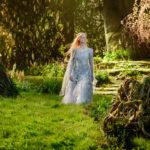 Elle Fanning in una bella immagine di Maleficent - Signora del male di Joachim Rønning (Maleficent: Mistress of Evil, USA 2019)