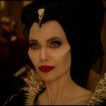 Angelina Jolie, protagonista di Maleficent - Signora del male di Joachim Rønning (Maleficent: Mistress of Evil, USA 2019)