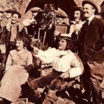 Un'immagine di repertorio che vede Max Linder sul set