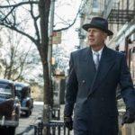 Bruce Willis in un momento di Motherless Brooklyn – I segreti di una città di Edward Norton (USA, 2019)