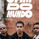 La locandina originale di O Fim do Mundo di Basil da Cunha (Svizzera, 2019)