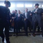 Un tensivo momento di The Irishman di Martin Scorsese (USA, 2019)