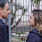 Vincenzo Amato e Giovanna Mezzogiorno durante Tornare di Cristina Comencini (Italia, 2019)