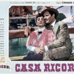 Un manifesto promozionale di Casa Ricordi di Carmine Gallone (Italia, Francia 1954)