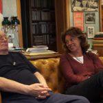 Francesco Rosi e Carolina Rosi in un'immagine tratta dal documentario Citizen Rosi di Carolina Rosi e Didi Gnocchi (Italia, 2019)