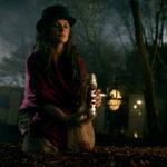 Rebecca Ferguson, malvagia creatura in Doctor Sleep di Mike Flanagan (USA, 2019)