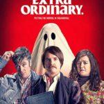 La locandina originale di Extra Ordinary di Mike Ahern ed Enda Loughman (Irlanda, Belgio 2019)