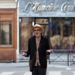 Elia Suleiman, regista e protagonista di Il Paradiso probabilmente (It Must Be Heaven, Francia, Palestina, Germania, Canada, Turchia 2019)