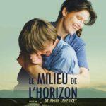 La locandina originale de Le milieu de l'horizon di Delphine Lehericey (Svizzera, Belgio 2019)