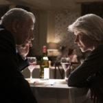 Ian McKellen e Helen Mirren tramano durante L'inganno perfetto di Bill Condon (The Good Liar, USA 2019)