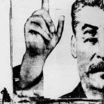 Una simbolica immagine tratta da Mani in alto! di Jerzy Skolimowski (Rece do góry, Polonia 1981)