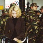 Un'immagine tratta da How I Killed a Saint di Teona Strugar Mitevska (Kako ubiv svetec, Repubblica di Macedonia, Francia, Slovenia 2004)