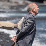 Momenti critici per Vlad Ivanov durante La Gomera di Corneliu Porumboiu (Romania, Francia, Germania, Svezia 2019)