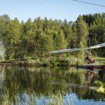 Grandi spazi per grandi avventure in Sulle ali dell'avventura di Nicolas Vanier (Donne moi des ailes, Francia, Norvegia 2019)