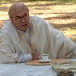 Un'altra immagine di Pierfrancesco Favino tratta da Hammamet di Gianni Amelio (Italia, 2020)