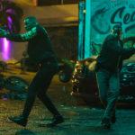 Situazione di pericolo per i due protagonisti durante Bad Boys for Life di Adil El Arbi e Bilall Fallah (USA, Messico 2020)