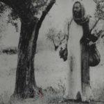 Una simbolica immagine tratta da Camminacammina di Ermanno Olmi (Italia, 1983)