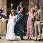 Scene da un matrimonio ne Gli anni più belli di Gabriele Muccino (Italia, 2020)