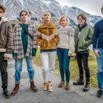 Il giovanissimo cast di Ragnarok, serie tv creata da Adam Price (Danimarca, Norvegia 2020)
