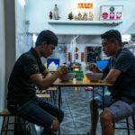 Momenti di vita durante Days di Tsai Ming-liang (Rizi, Taiwan 2020)