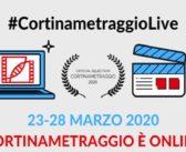 Cortinametraggio 2020: presentazione