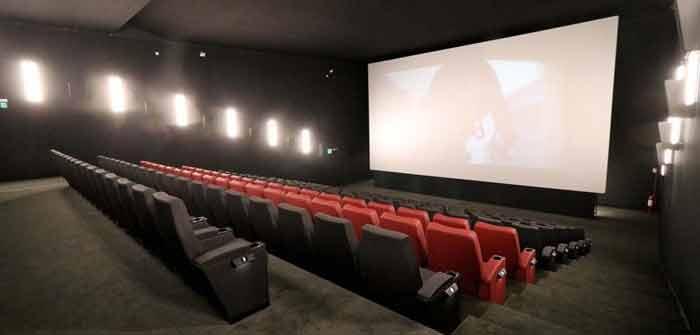 Covid-19: la sala cinematografica