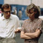 Woody Allen e Mia Farrow in un'immagine tratta da Hannah e le sue sorelle di Woody Allen (Hannah and Her Sisters, USA 1986)