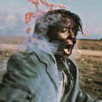 Joshua John Miller e gli effetti dei raggi solari ne Il buio si avvicina di Kathryn Bigelow (Near Dark, USA 1987)