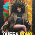 La locandina originale di Queen Sono, serie tv creata da Kagiso Legida (Sudafrica, 2020)