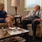 Kate McKinnon e John Lithgow in un'immagine tratta da Bombshell - La voce dello scandalo di Jay Roach (USA, canada 2019)