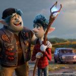 Barley e Ian, fratelli avventurosi in Onward - Oltre la magia di Dan Scanlon (USA, 2020)