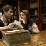 Lionel Baier e Natacha Koutchoumov protagonisti di Comme des voleurs (à l'Est) di Lionel Baier (Svizzera, 2006)