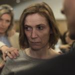 Judith Hofmann in un delicato momento di Der Unschuldige di Simon Jaquemet (Svizzera, Germania 2018)