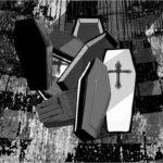 Una significativa immagine tratta da Resurrection Corporation di Alberto Genovese (Italia, 2020)
