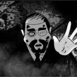 Il protagonista del lungometraggio d'animazione Resurrection Corporation di Alberto Genovese (Italia, 2020)